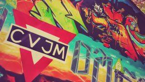 Graffitiwand CVJM Hagen