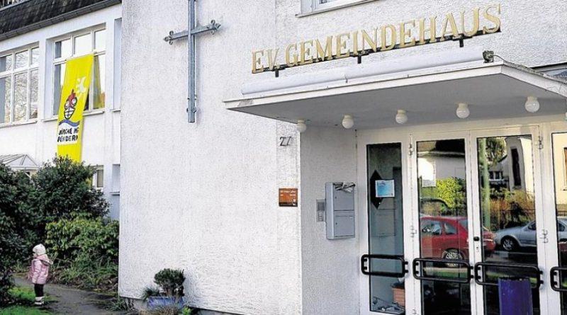 Gemeindehaus-Vorhalle
