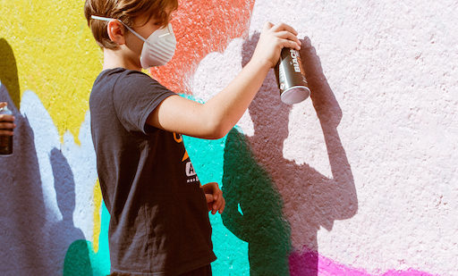 Graffity Workshop - Kunst vor Ort