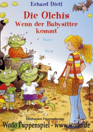 Theater WoDo - Die Olchis – Wenn der Babysitter kommt