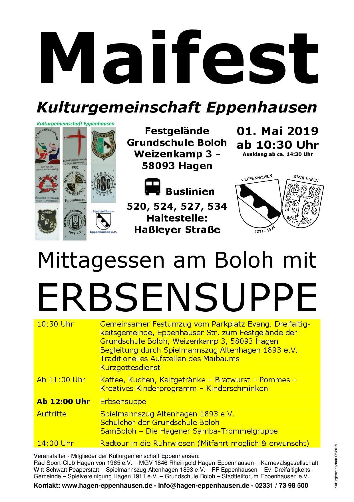 Maifest in Eppenhausen