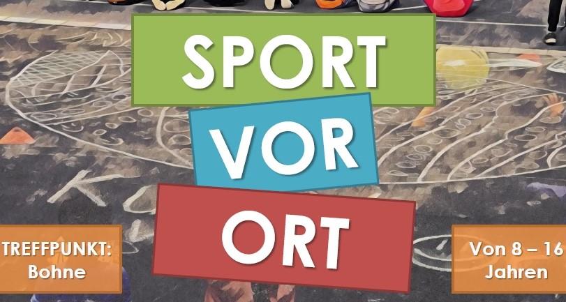 Sport vor Ort