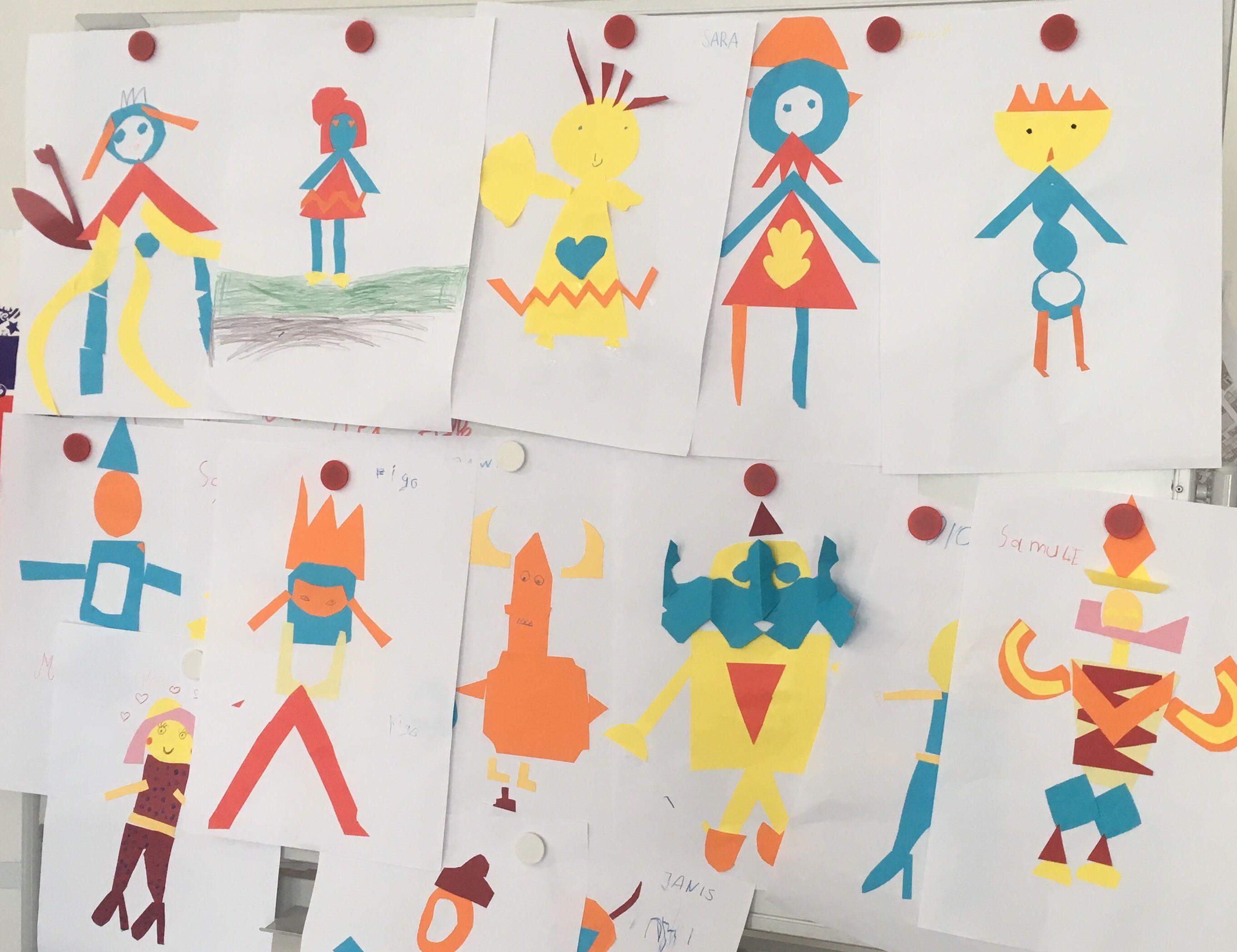 Kunst Vor Ort Digitaler Workshop Geometrische Figuren Was Geht In Hagen