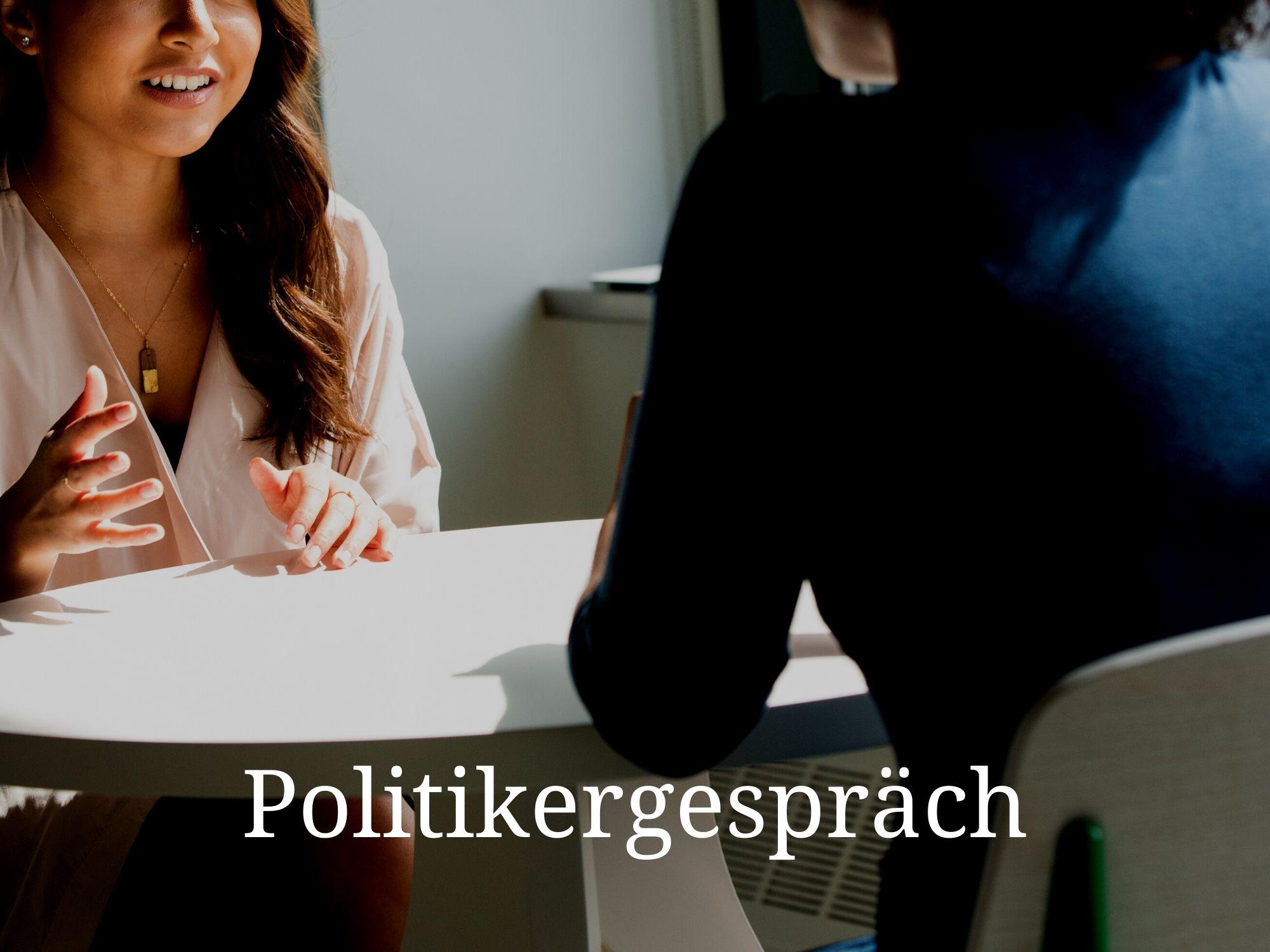 Politikergespräch mit Dennis Radtke
