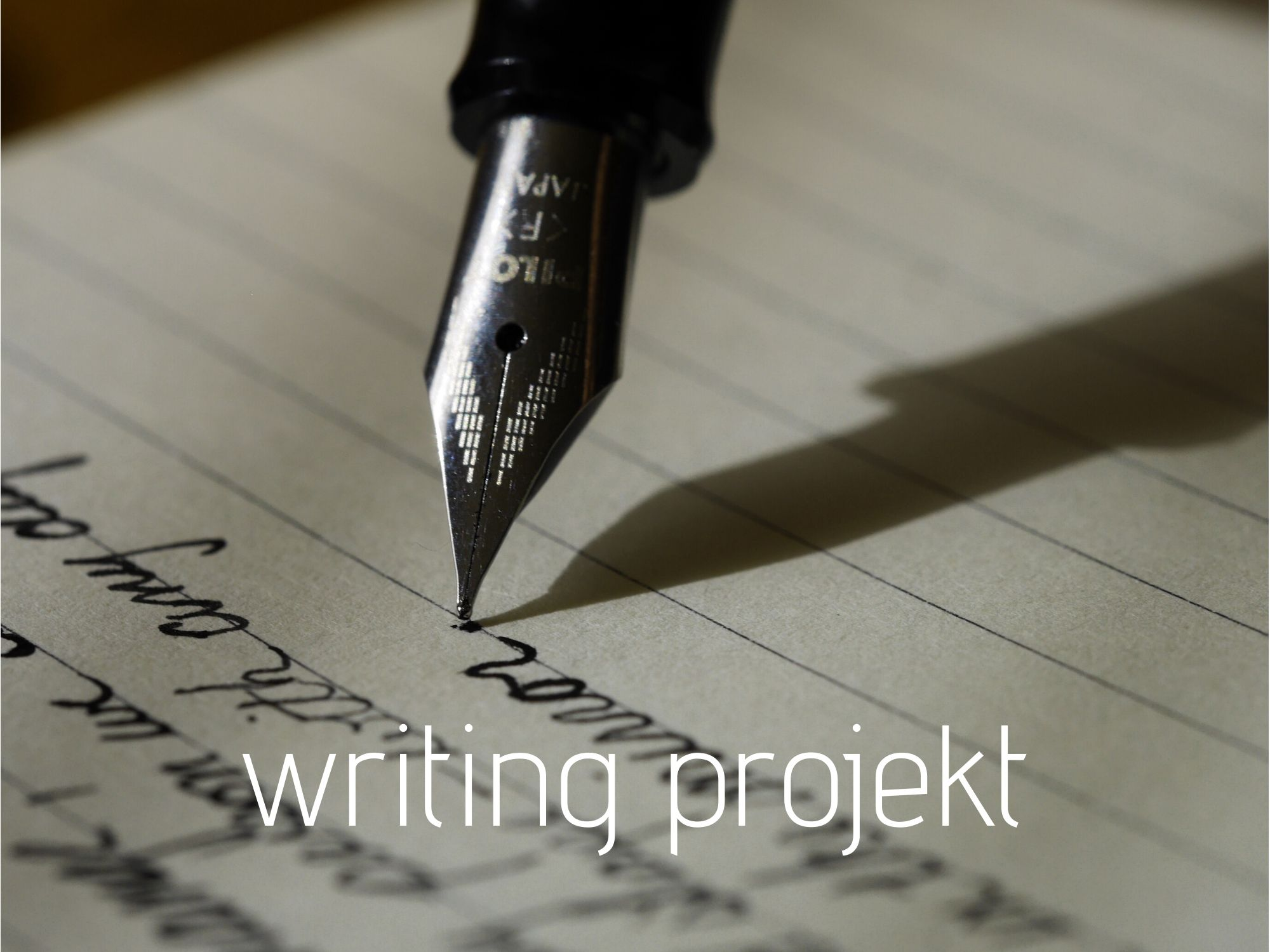 Master Class I Writing project in Erasmus+""