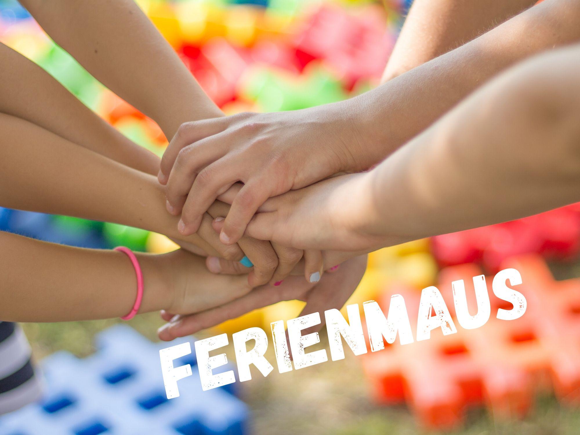 Ferienmaus - Ferienworkshop 4. Woche