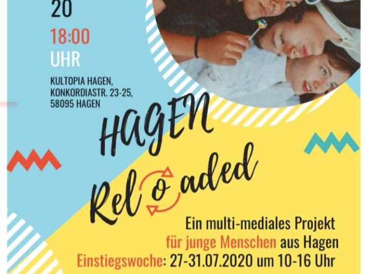 Hagen reloaded - Theaterprojekt