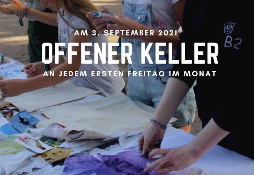 Offener Keller