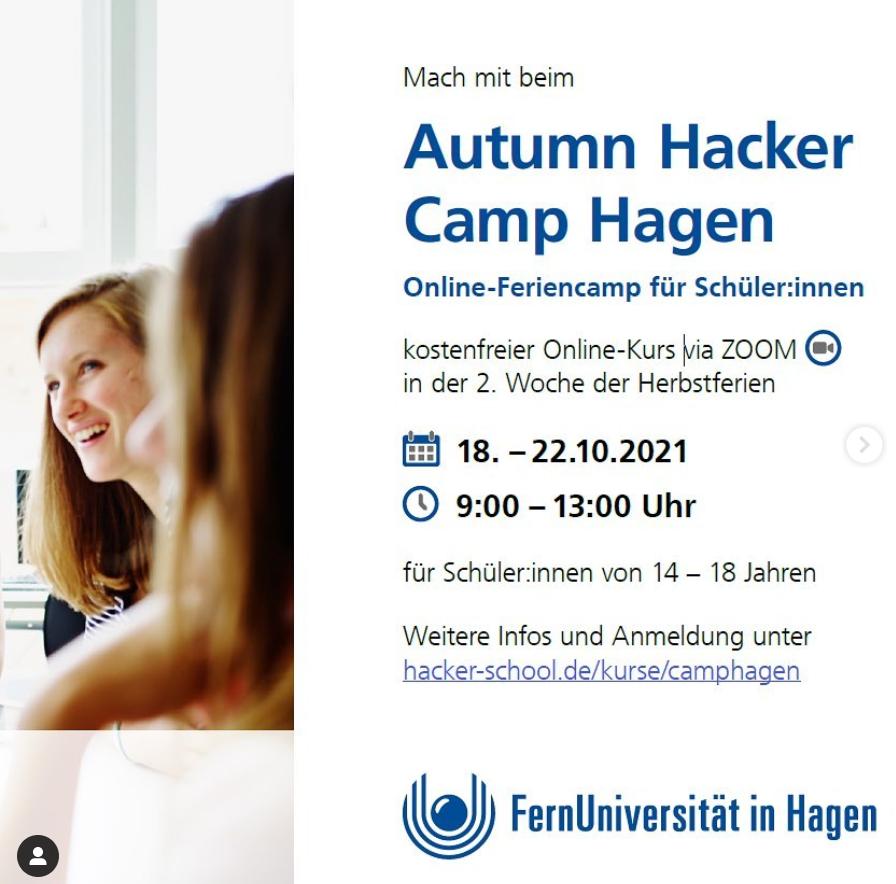 Autumn Hacker Camp